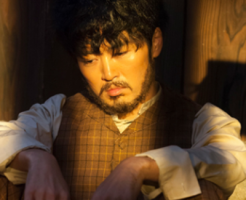 劇団ひとり【西郷どん】で謎の漂流者役!