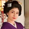おゆう役を演じるのは内田有紀大久保一蔵と西郷信吾が魅了される